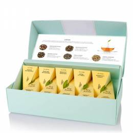 Tea Forte Lotus Tea Petite Presentation Box
