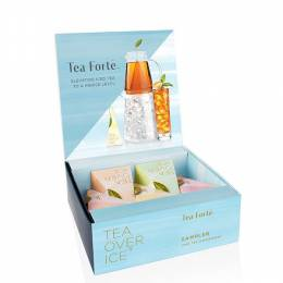 Tea Forte Ceylon Gold Tea Infuser Set