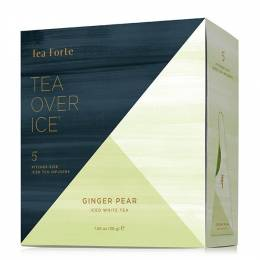 Tea Forte Ginger Pear Tea Infuser Set
