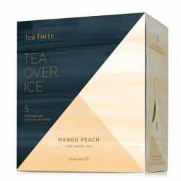 Tea Forte Mango Peach Tea Infuser Set