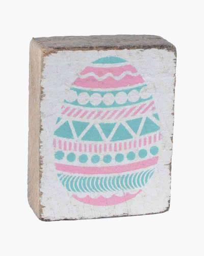 Easter Egg Block