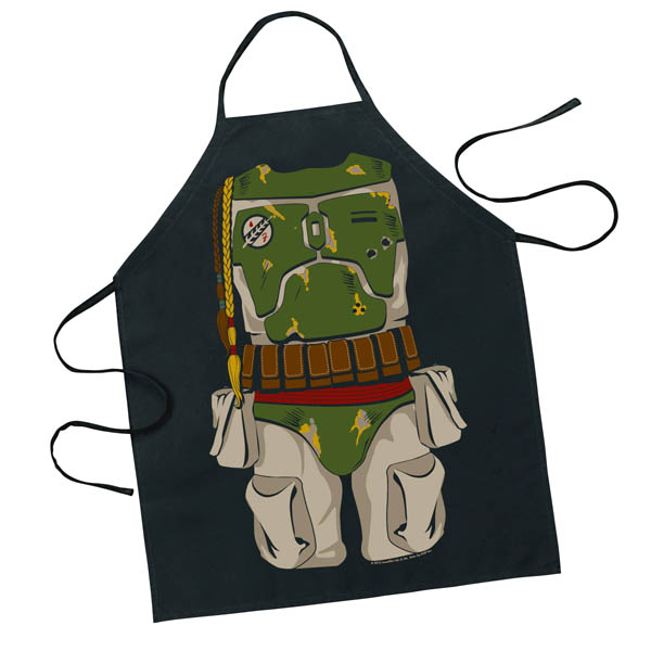 ICup Inc. Star Wars Boba Fett Cooking Apron