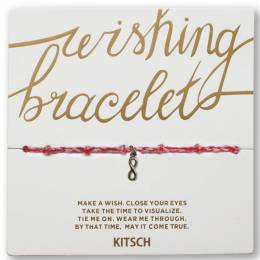 Kitsch Friends Forever Wishing Bracelet
