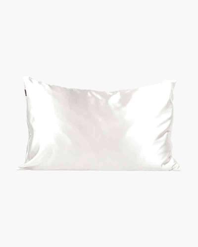 Satin Pillowcase in Ivory