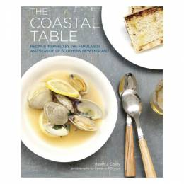 Karen J. Covey The Coastal Table (Paperback)