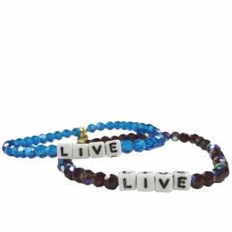 Little Words Project Live Preciosa Crystal Bracelet