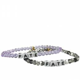 Little Words Project Fate Preciosa Crystal Bracelet