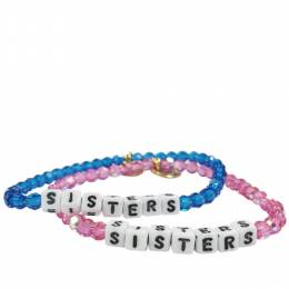 Little Words Project Sisters Preciosa Crystal Bracelet