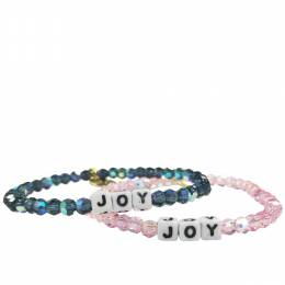 Little Words Project Joy Preciosa Crystal Bracelet