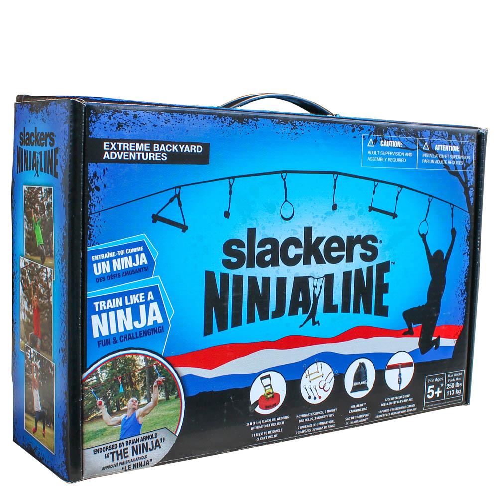 Slackers Ninja Line Intro Kit | The Paper Store
