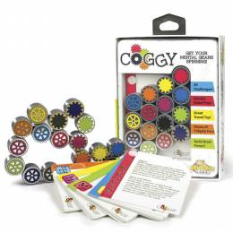 Fat Brain Toys Coggy Puzzle Game