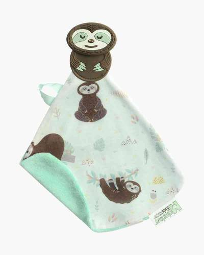 Snuggly Sloth Munch-It Teething Blanket