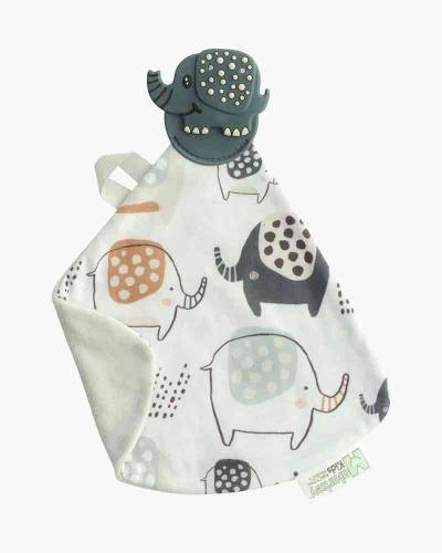 Earnest Elephant Munch-It Teething Blanket
