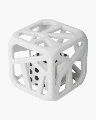 Chew Cube in Light Grey