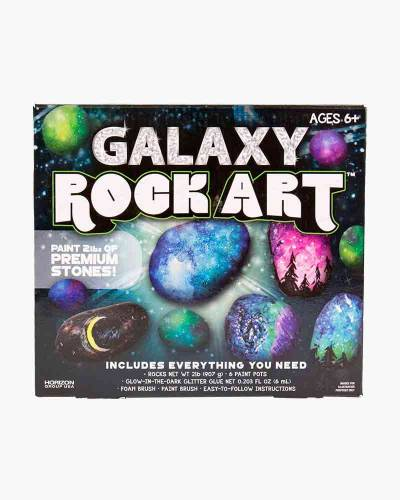Galaxy Rock Art Craft Kit
