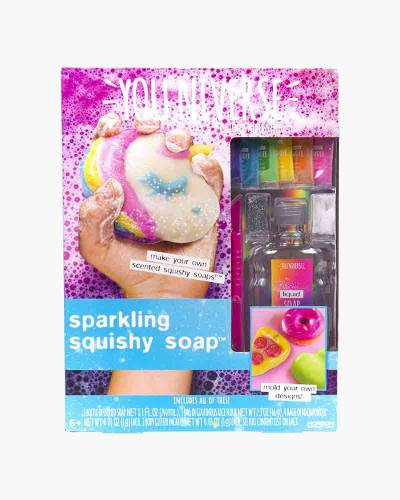 Sparkling Squishy Soap Activity Kit