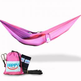 Happy Times Pink and Purple Happy Times Hammock