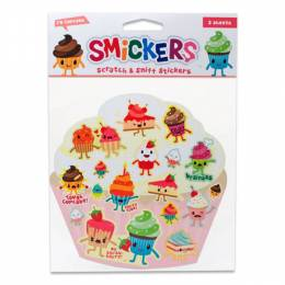 Scentco, Inc. Cupcake Smickers Scented Stickers