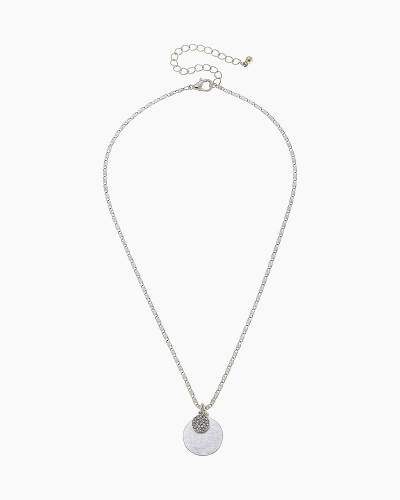 Fiona Disc Necklace