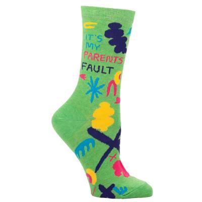 It's My Parents Fault Women's Socks