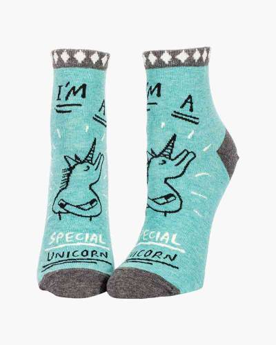 I'm a Special Unicorn Women's Ankle Socks