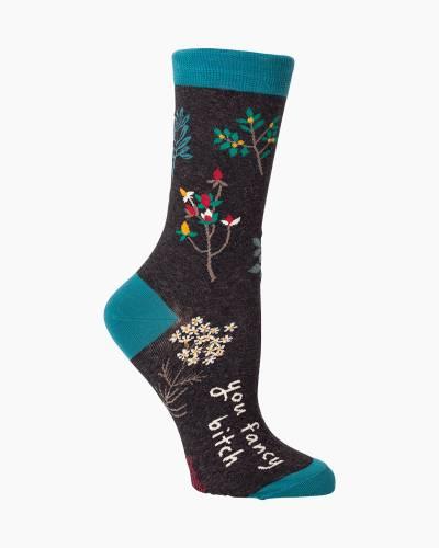 You Fancy B-tch Women's Crew Socks
