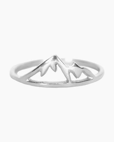 Silver Sierra Ring