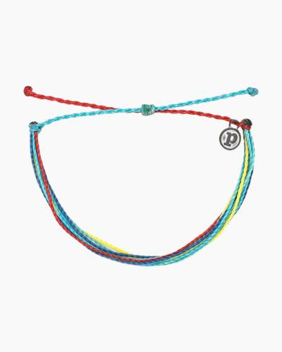 Fun in the Sun Cord Bracelet