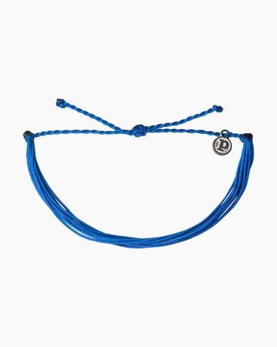 Classic Cord Bracelet in Blue