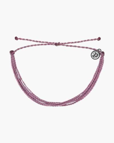 Classic Cord Bracelet in Lavender