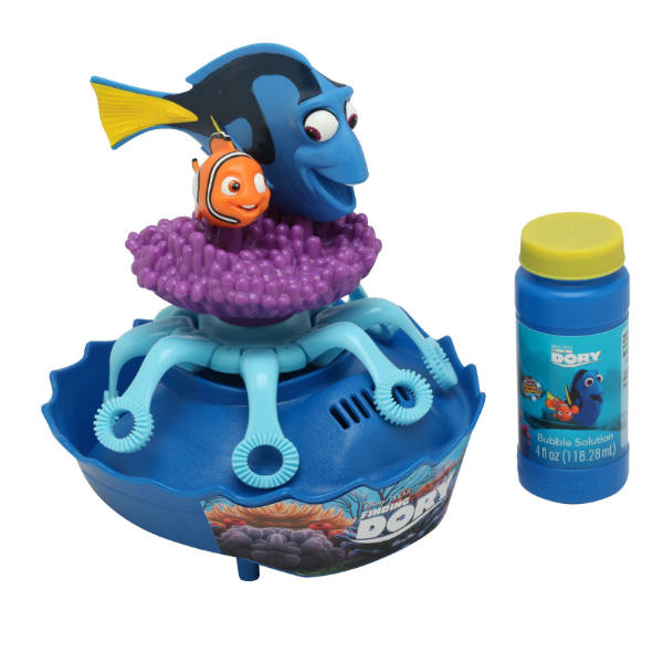 Super Miracle Bubbles Disney/Pixar Finding Dory Bubble Machine