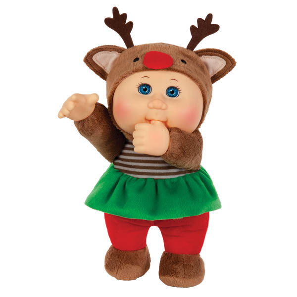 Cabbage Patch Kids Reindeer Holiday Helper Doll