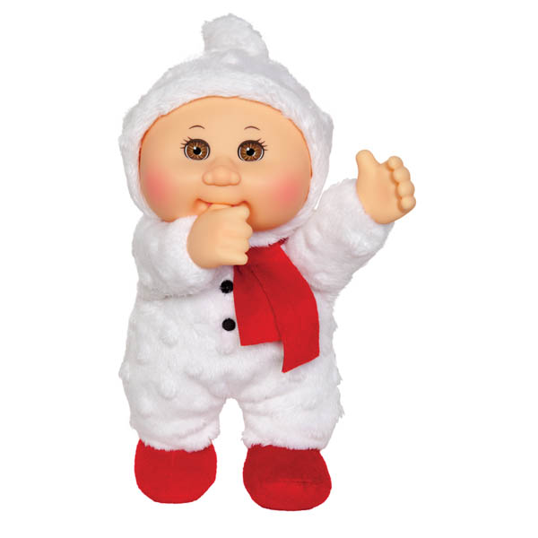 Cabbage Patch Kids Snowman Holiday Helper Doll