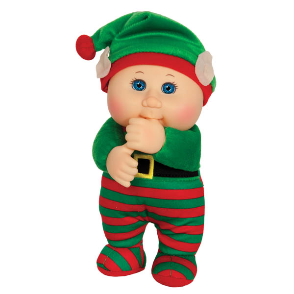 Cabbage Patch Kids Cabbage Patch Holiday Helper Cuties