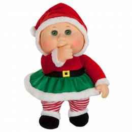 Cabbage Patch Kids Cabbage Patch Cuties Santa Holiday Helper