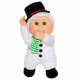 Cabbage Patch Kids Cabbage Patch Cuties Snowman Holiday Helper