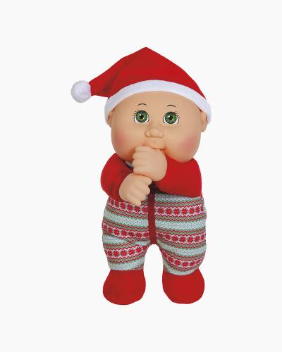 Cabbage Patch Cuties Santa Hat Doll