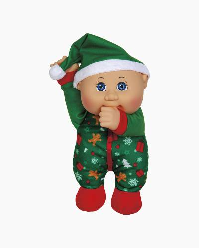 Cabbage Patch Cuties Gingerbread Pajamas Doll
