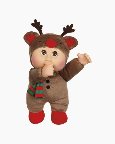 Cabbage Patch Cuties Cocoa Reindeer Doll