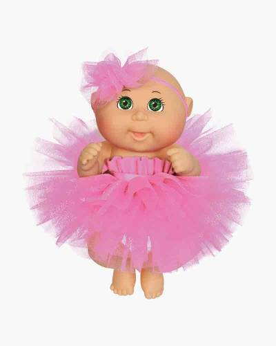 Cabbage Patch Cuties Pink Ballerina Doll