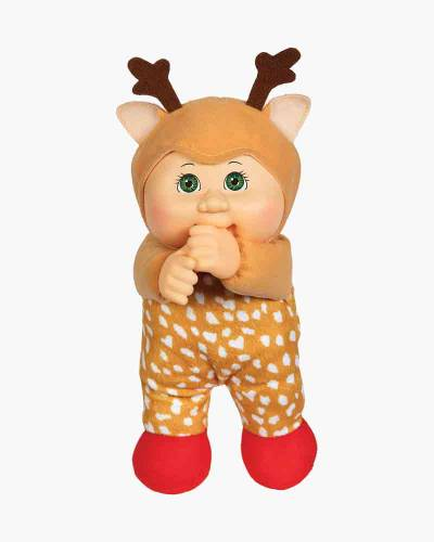 Jingle Reindeer Holiday Helpers Cabbage Patch Cutie Doll