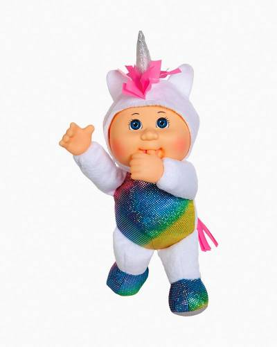Celeste Unicorn Holiday Helpers Cabbage Patch Cutie Doll