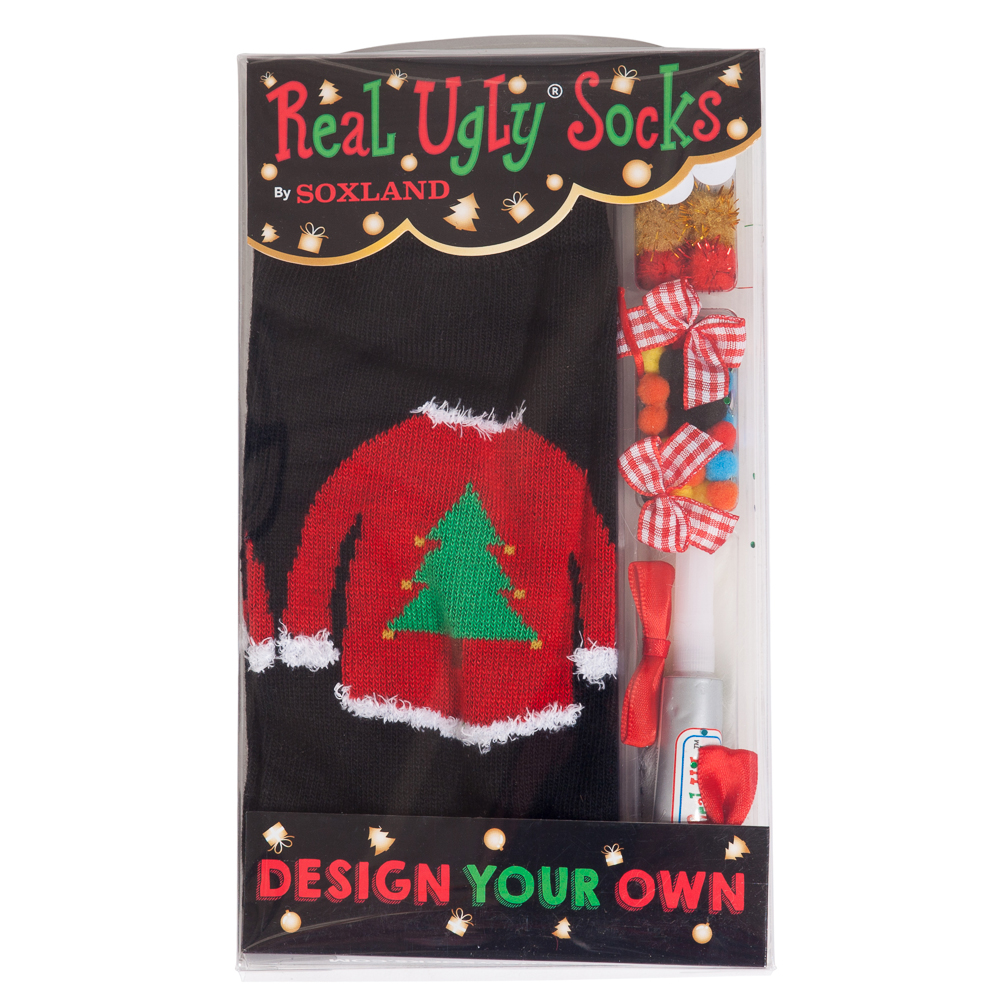 Soxland Design Your Own Real Ugly Socks