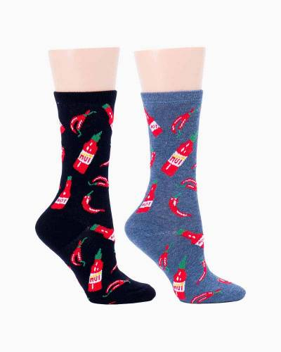 Hot Sauce Women's Socks (Assorted)