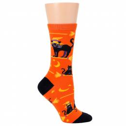 Soxland Cat and Broom Women's Socks