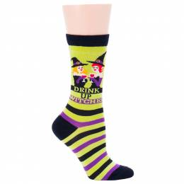 Soxland Drink Up Witches Women's Socks