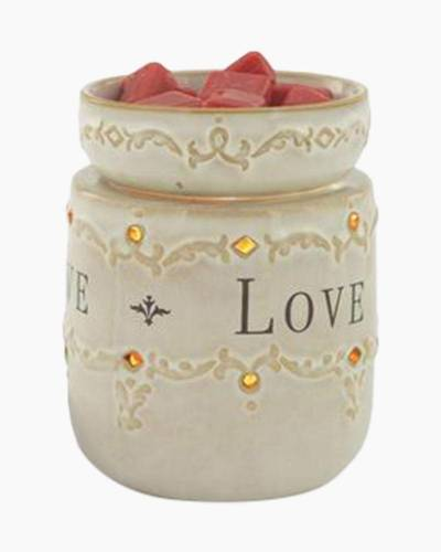 Live, Laugh, Love Illumination Fragrance Warmer