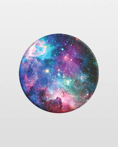 Blue Nebula PopSockets Phone Grip