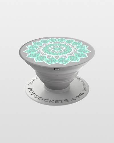 Phone Grip in Peace Mandala Tiffany