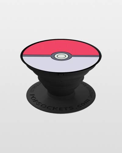 Poke Ball PopSockets Phone Grip